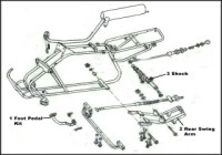 электрическая схема квадроцикла